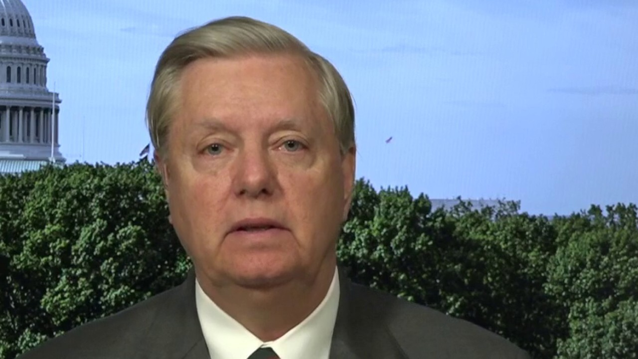 Lindsey Graham's view on the state of law enforcement