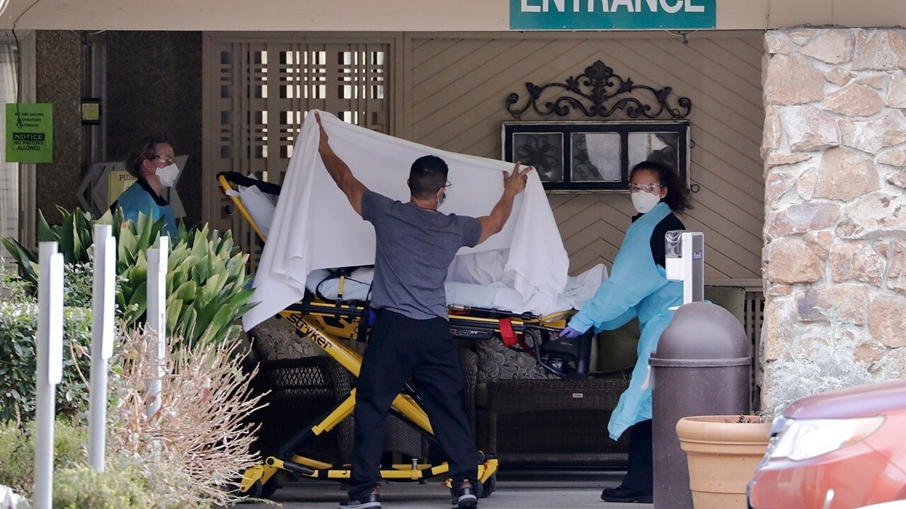 Coronavirus quarantines以上は2ダースワシントン州消防隊員