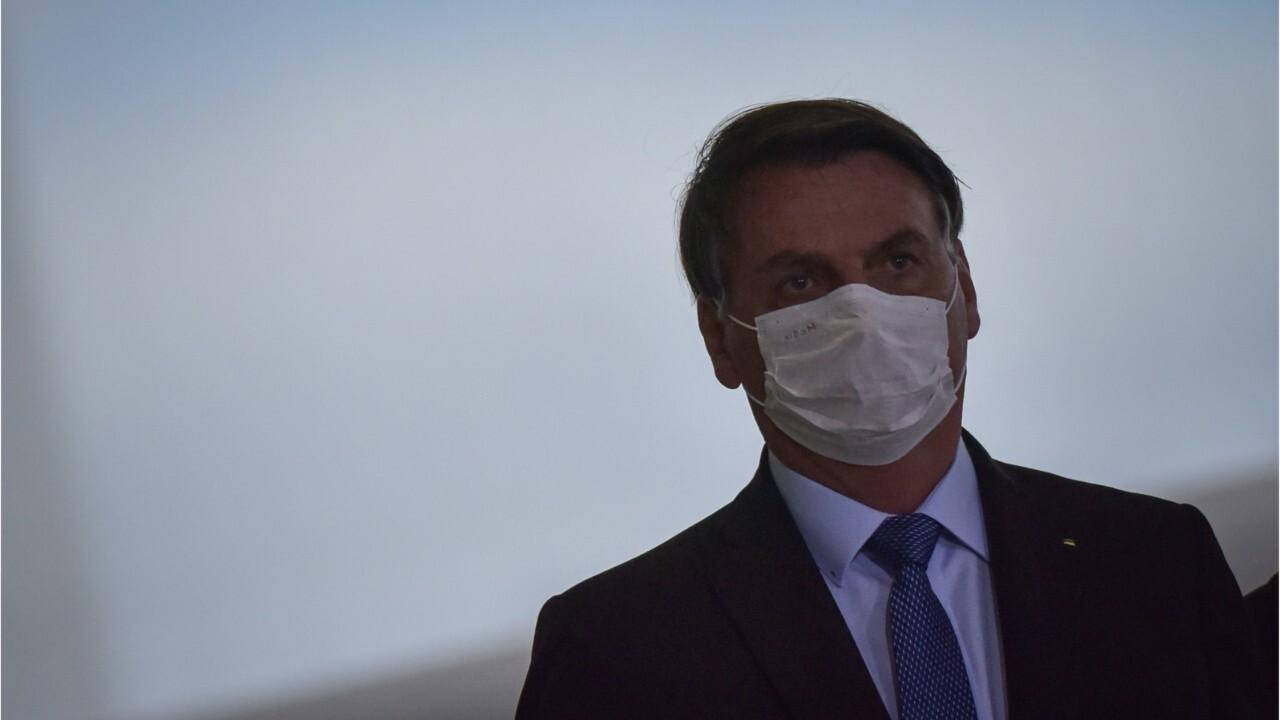 Brazilian President Bolsonaro has coronavirus