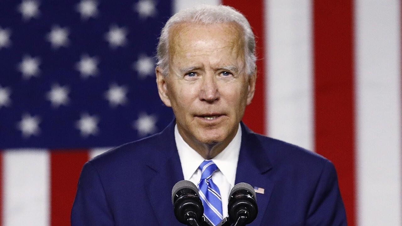 Biden's tax plan will slow down economy, hurt job opportunities, Brian Brenberg says