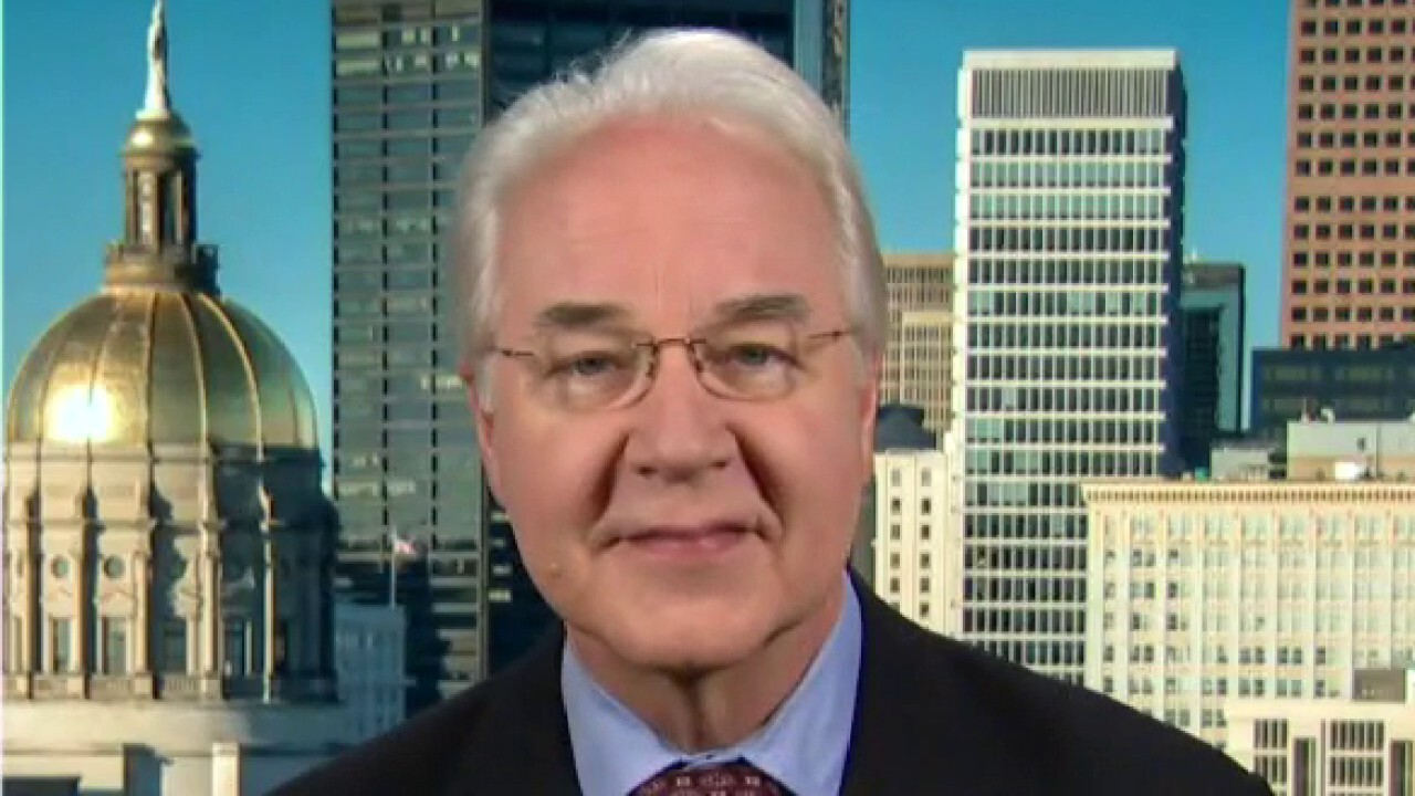 Tom Price on Georgia's 'swing state' shift, challenges of distributing  COVID-19 vaccine