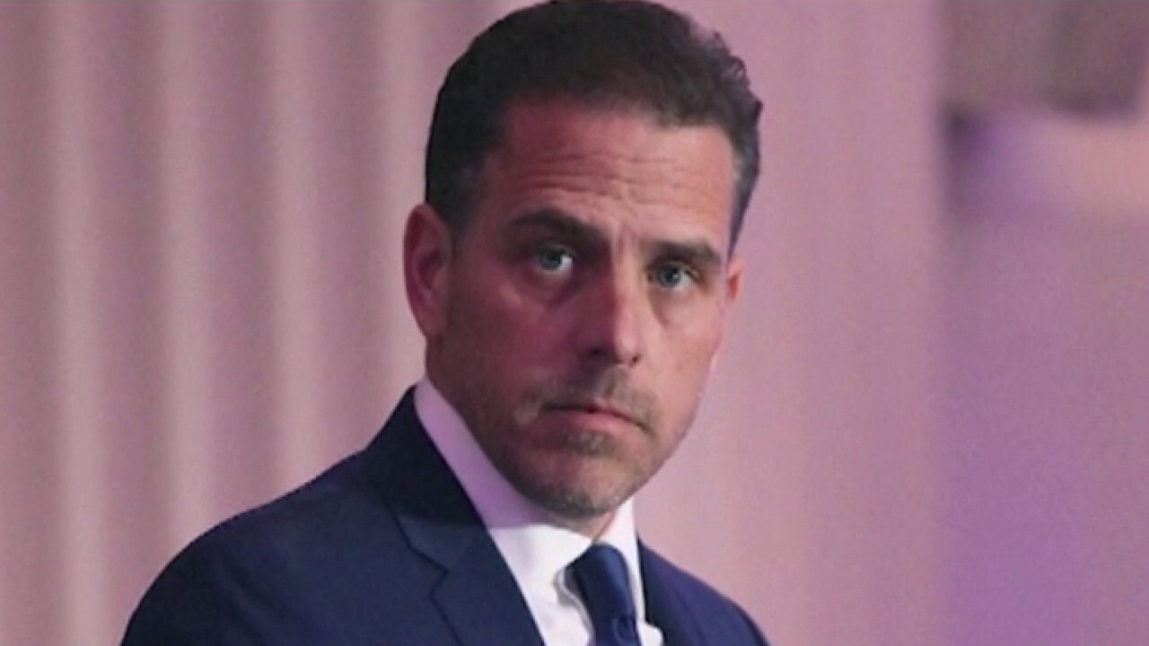 Mollie Hemingway: Why were people paying Hunter Biden so much money?