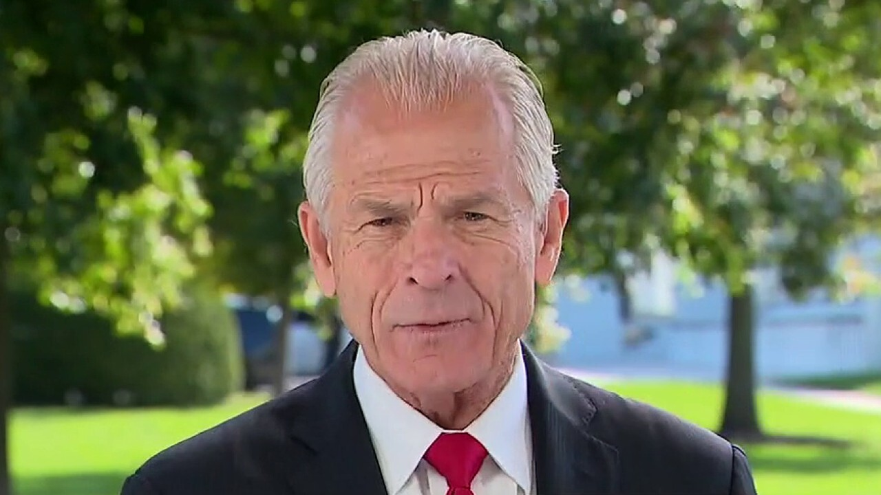 Peter Navarro, White House Trade Advisor, joins 'Sunday Morning Futures.'