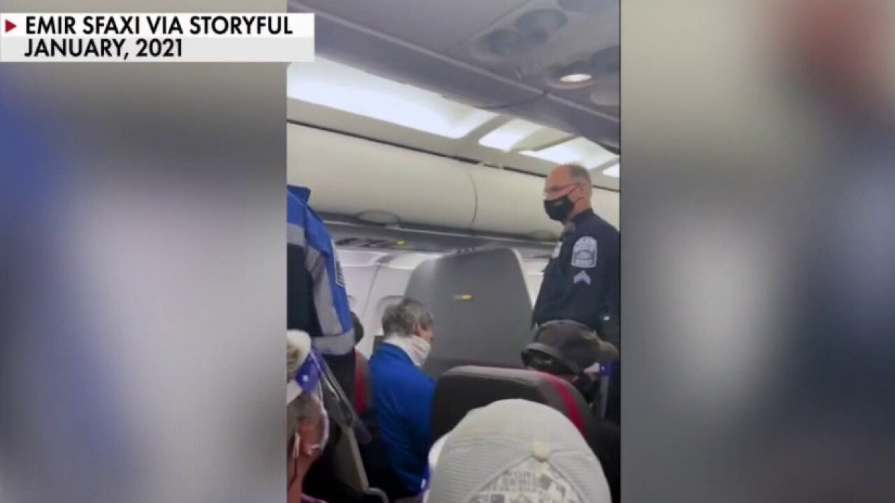 Mile-high meltdowns: 'The Five' react to increased 'unruly' flight passengers
