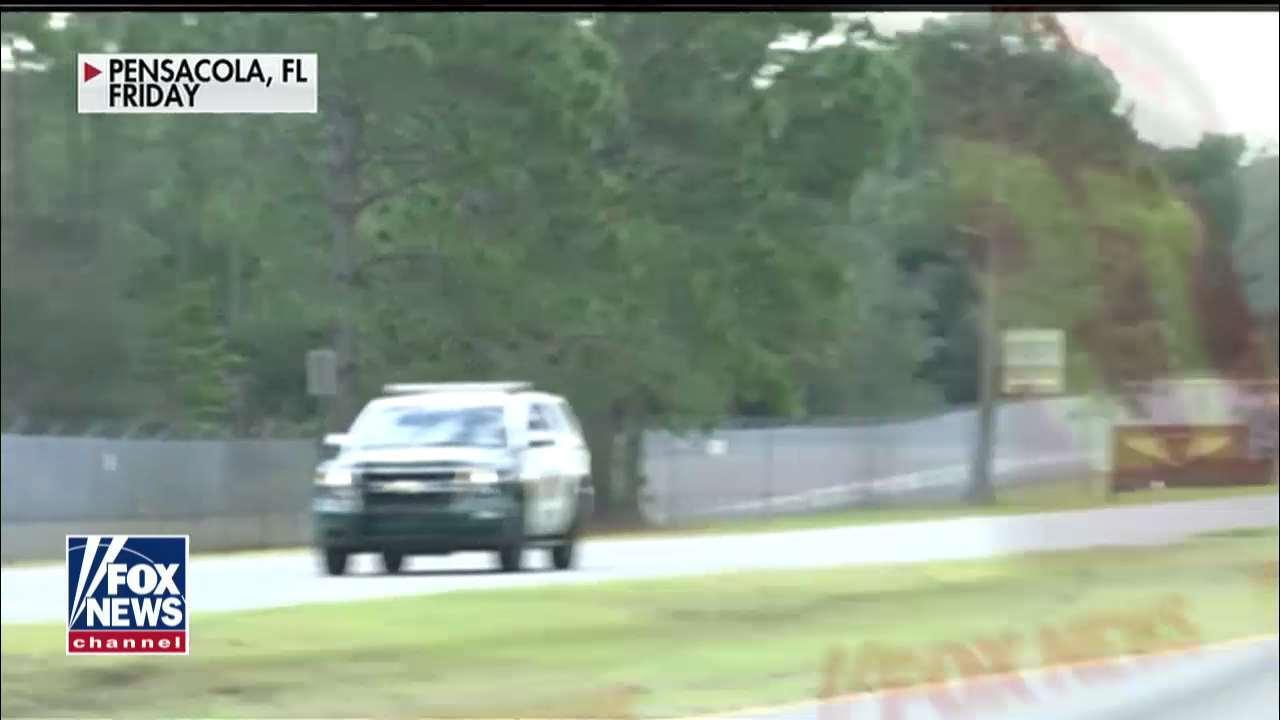 Rep. Michael Waltz on the Pensacola shooting