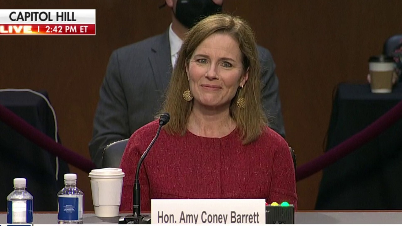 Live Updates: Amy Coney Barrett's third day of Supreme Court confirmation hearings