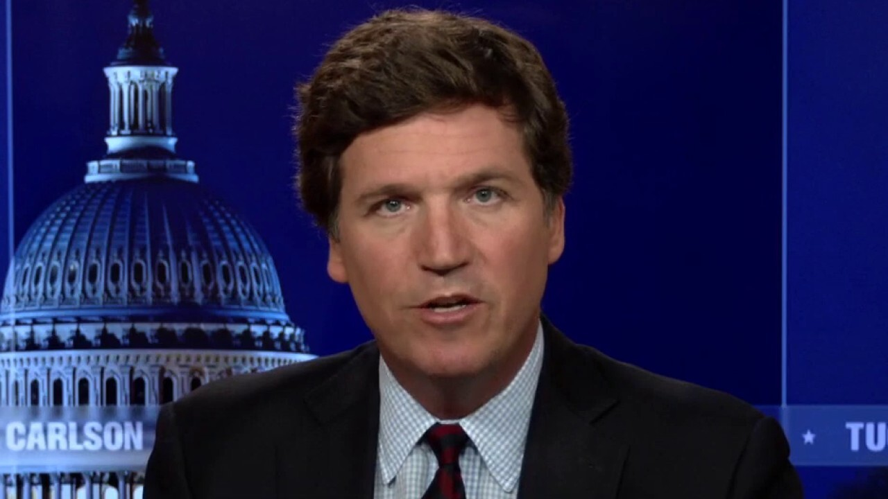 Tucker: Nancy Pelosi bans GOP reps from serving on the Jan. 6 committee