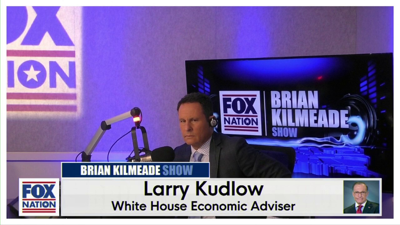 Larry Kudlow: Very possible for 'V-shaped' recovery by Summer