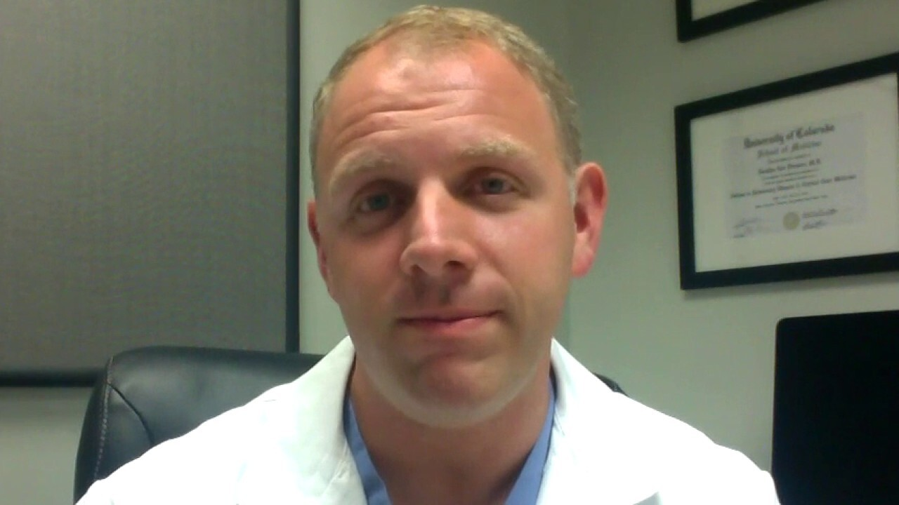 Dr. Joshua Denson on possibility of second COVID-19 wave