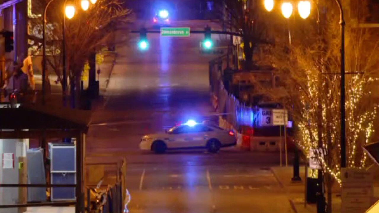 FBI: No indication of other explosive threats in Nashville
