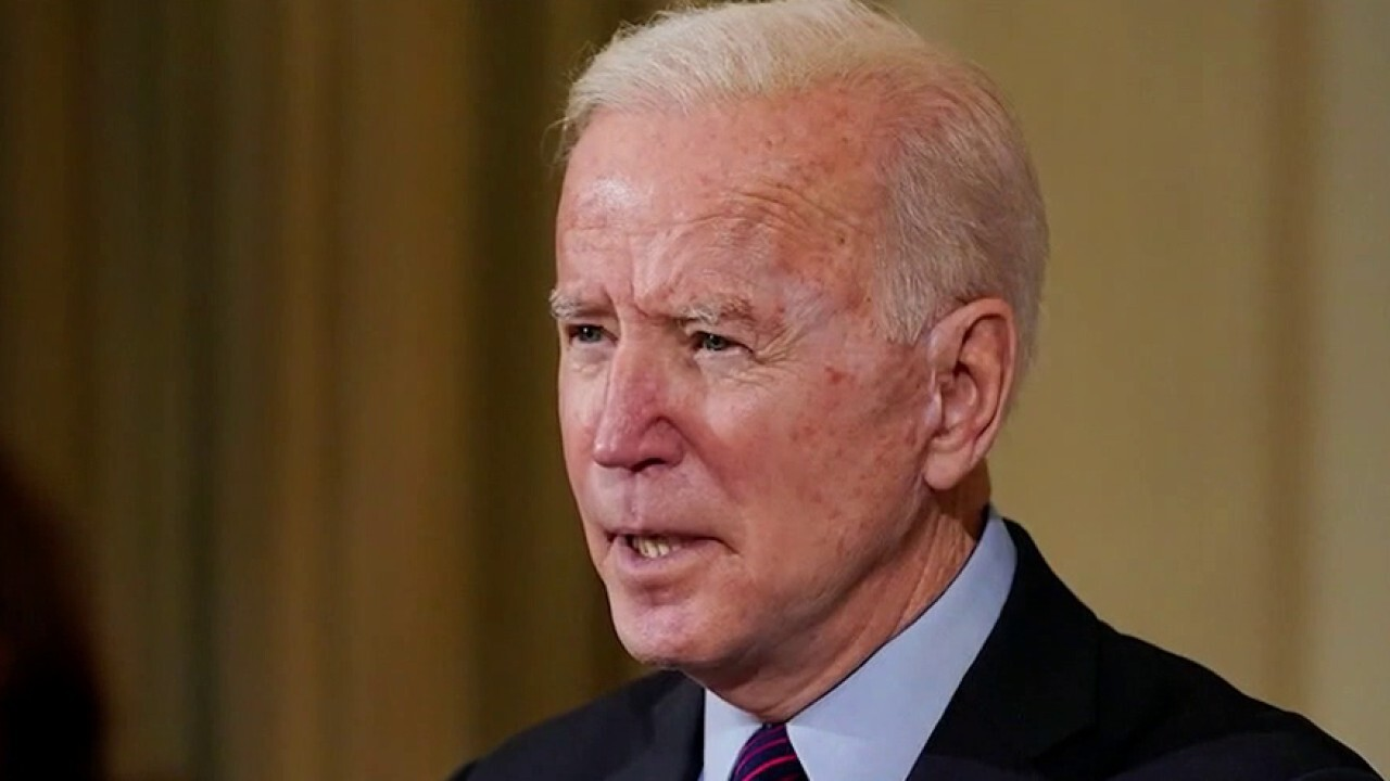 Biden pushing for blue-state bailouts
