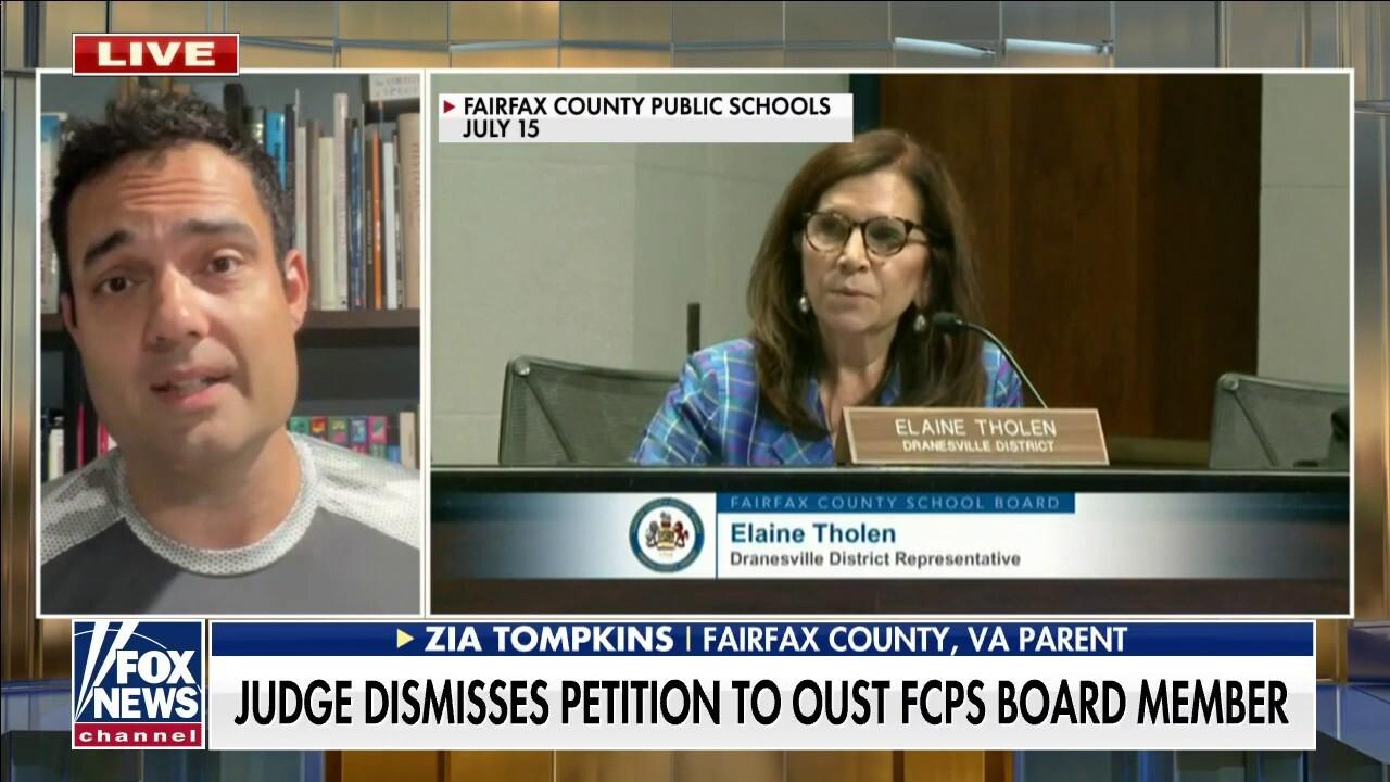 Virginia judge dismisses effort to oust school board member over COVID closures