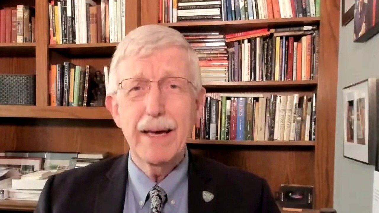 NIH director: 'Masks can do good' if used in the right place