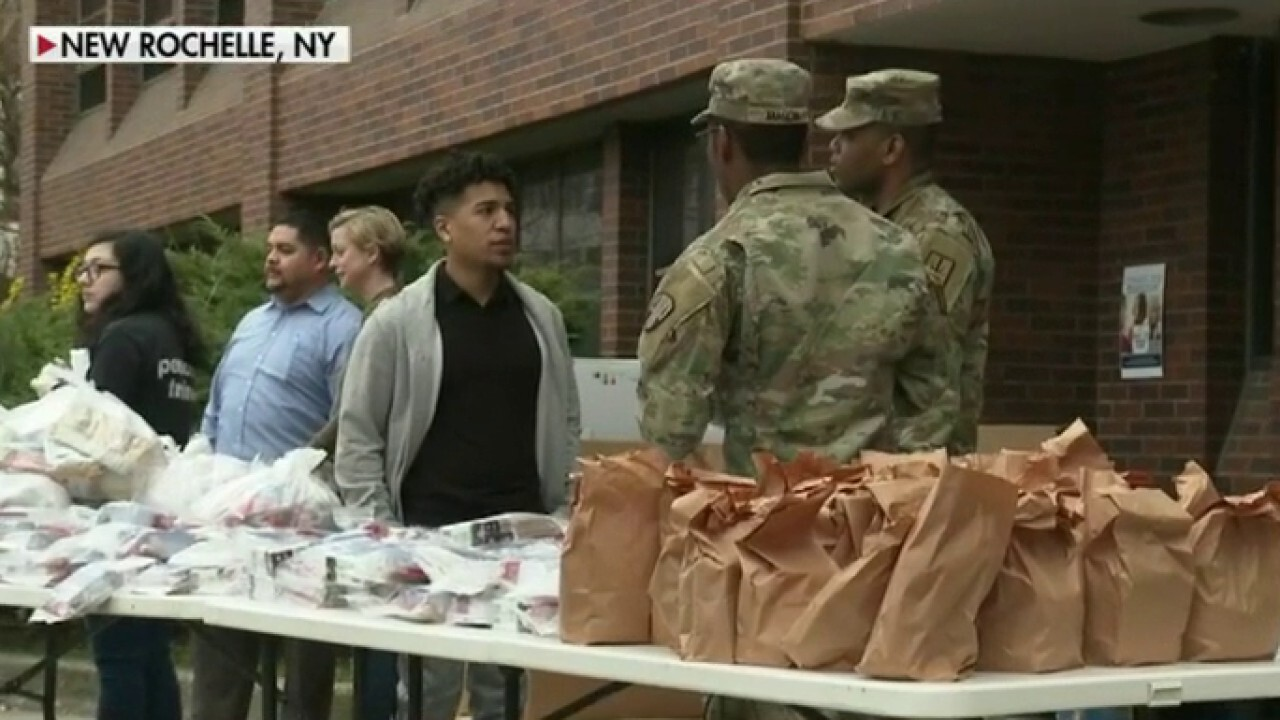 Eric Shawn: The National Guard, here to help