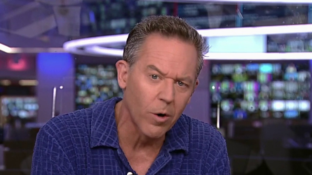 Gutfeld: Media crucifying Trump over narrative they've been pushing for months