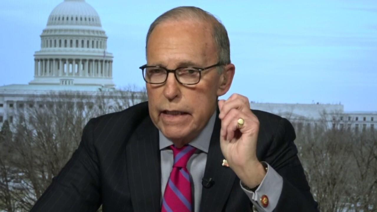 Larry Kudlow breaks down coronavirus stimulus plan