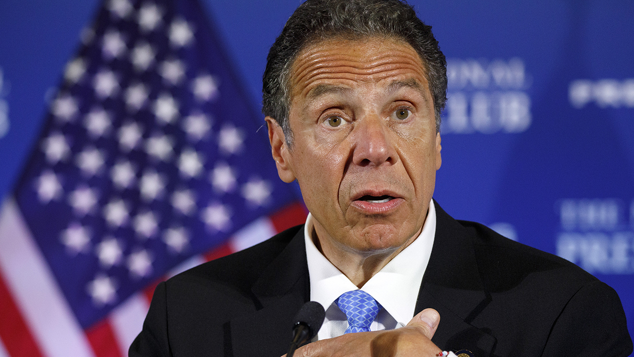 New York Gov. Andrew Cuomo changes stance on NYPD handling of rioters