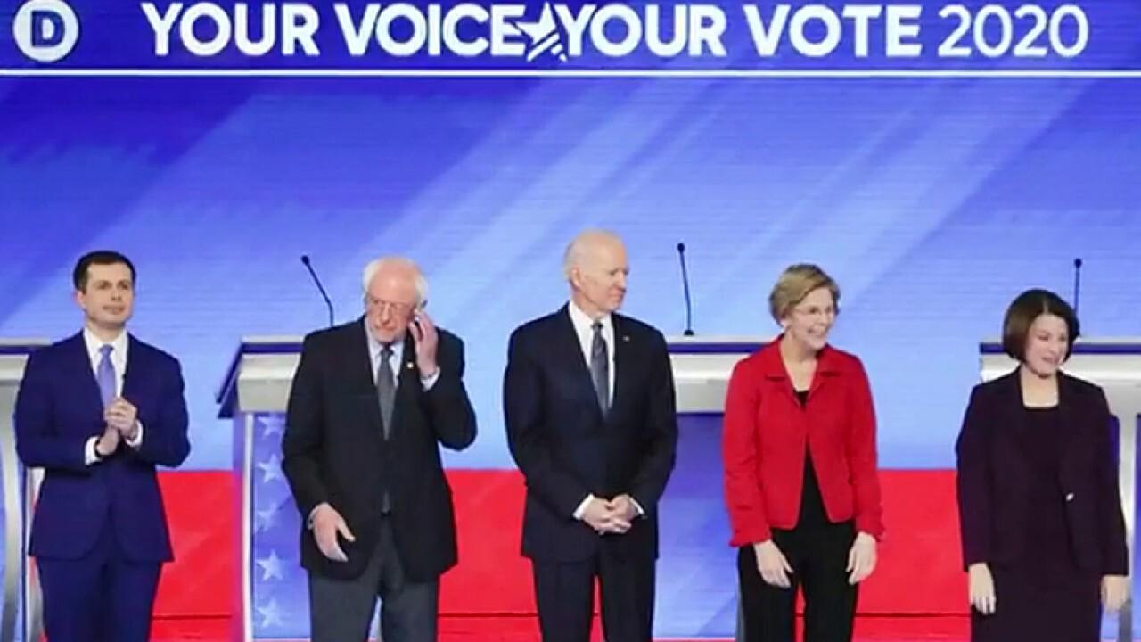 2020 Democrats put litmus test on abortion