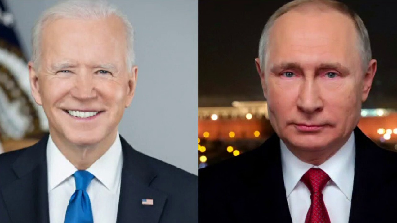 'The Five' call out media hypocrisy over Biden-Putin meeting