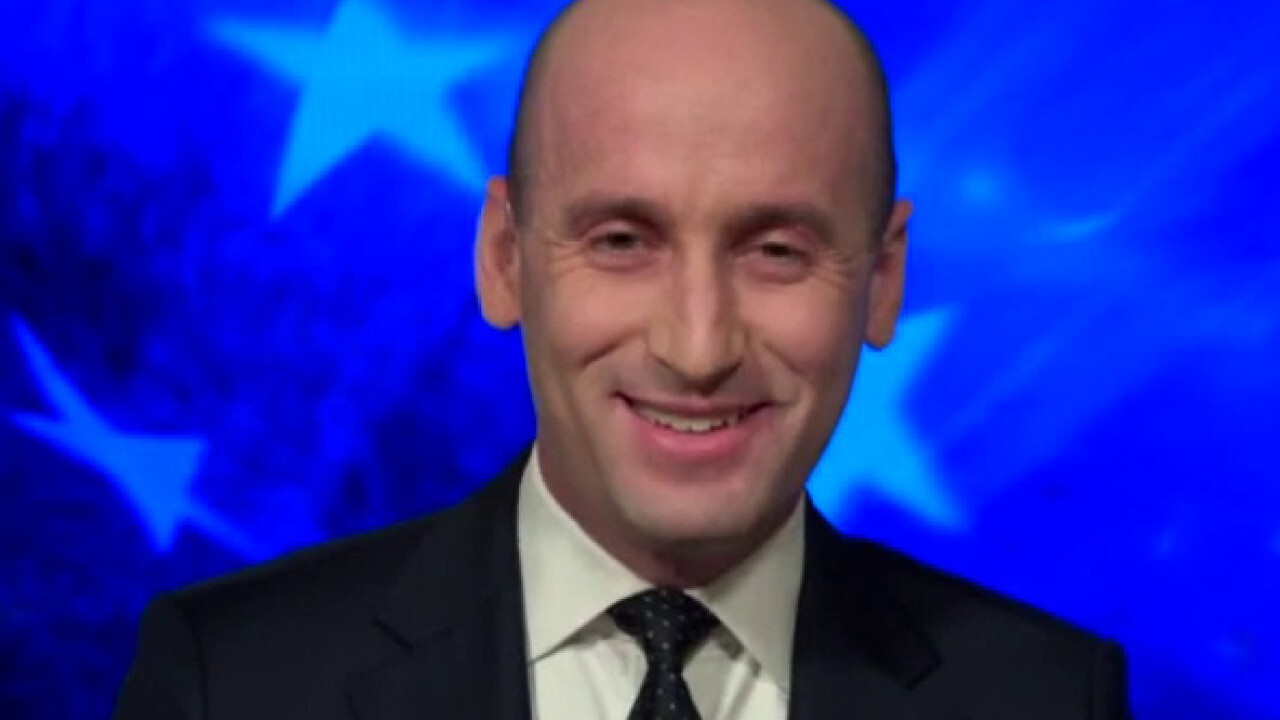 Stephen Miller: Many Afghan refugees are ghosts