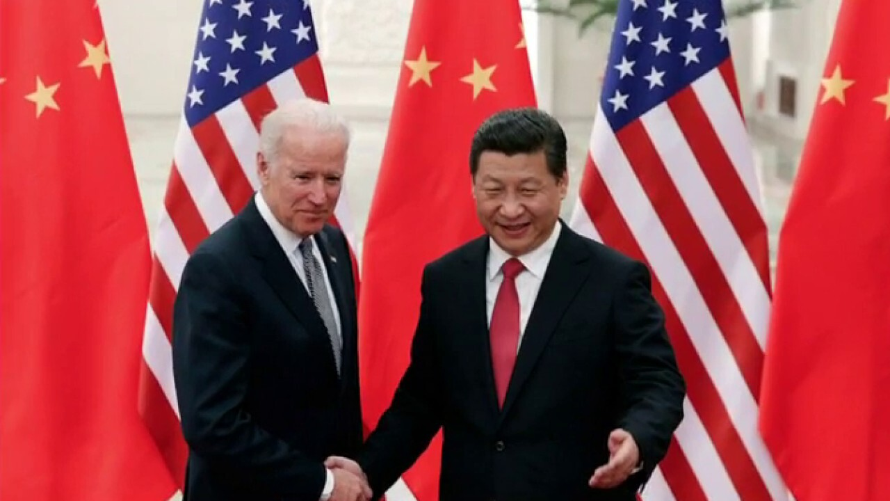 White House calls for 'new approach' to national security challenges to 'prevail' in competition with China - fox