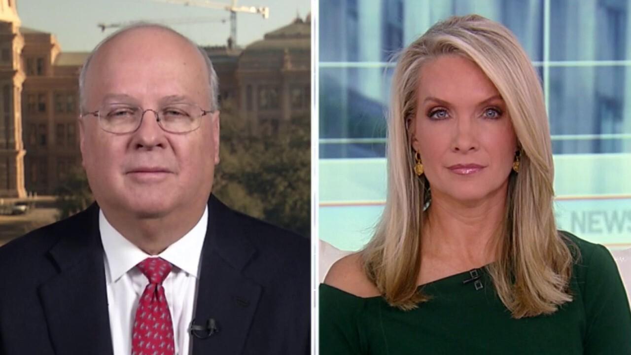 Karl Rove: There is plenty of evidence of massive border crossings under Biden admin