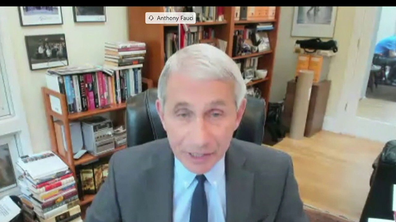 Dr. Fauci: NIH moved 'very quickly,' at least 8 coronavirus vaccines in development