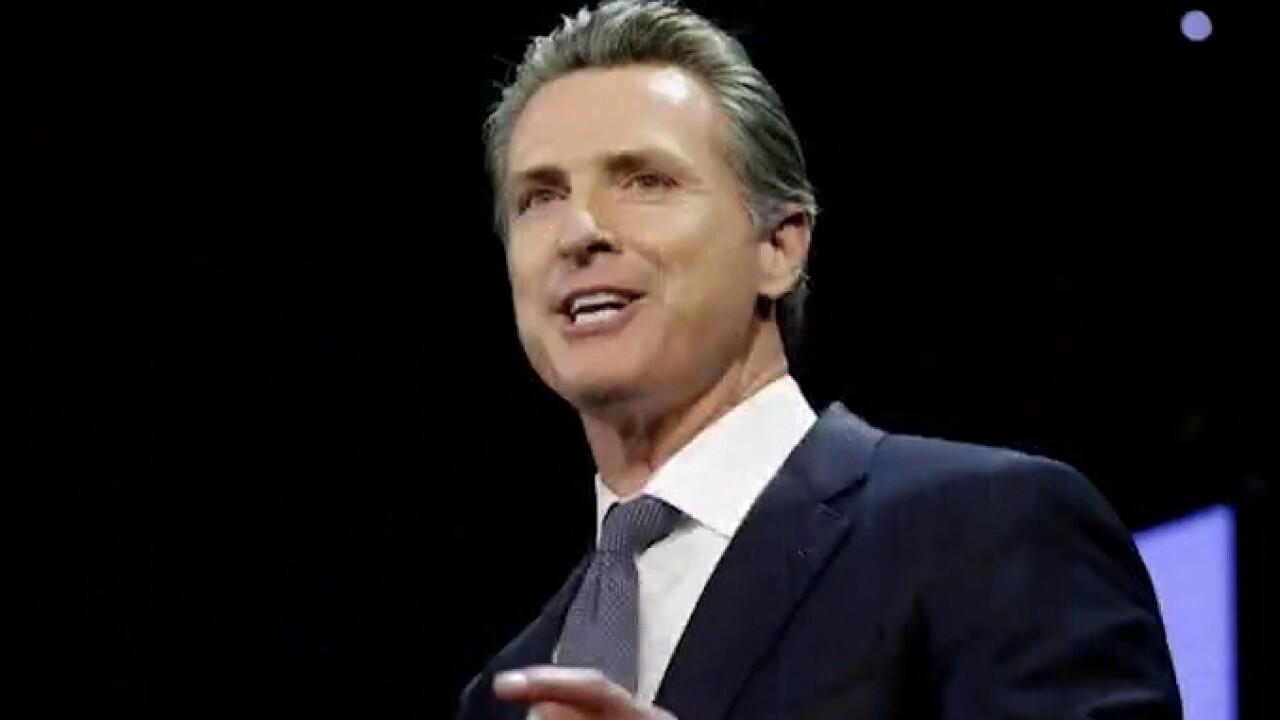 California restaurant owner slams Gov. Newsome: 'We need accountability'