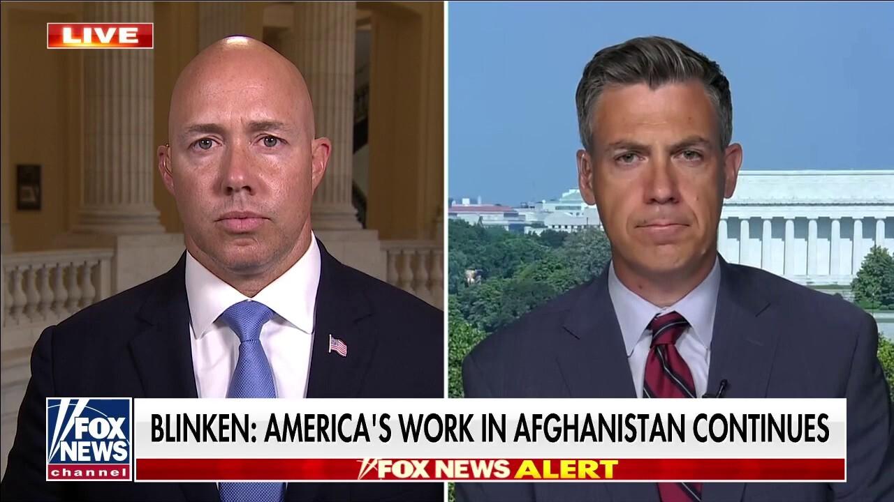 GOP lawmakers slam Biden kowtowing to a terrorist group