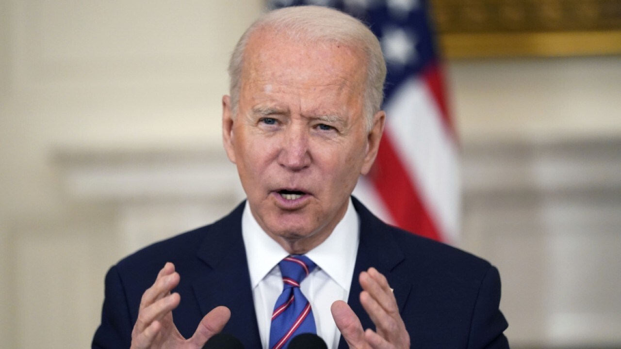Biden has not spoken to China's president about COVID-19 origins