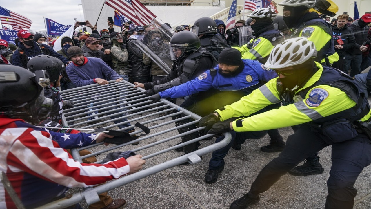 Rubio: 'We look like the Third World' after protesters storm Capitol