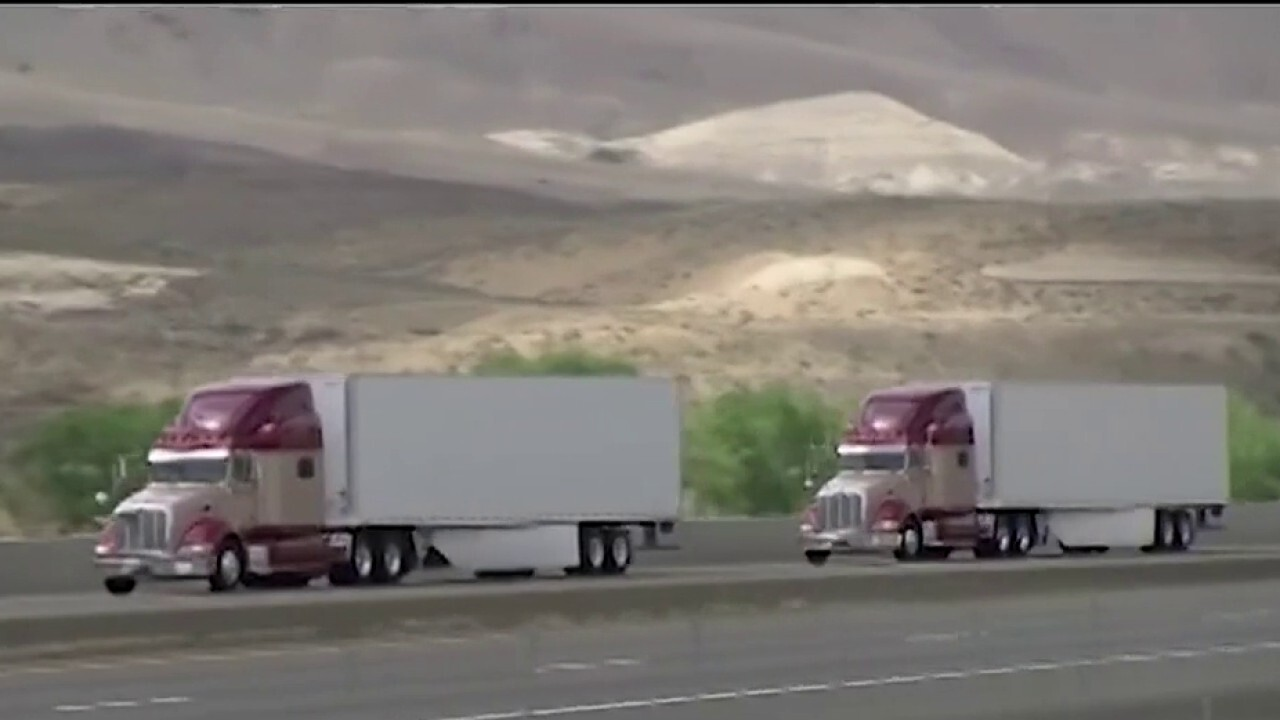 Conditions for truck drivers worsen amid COVID-19
