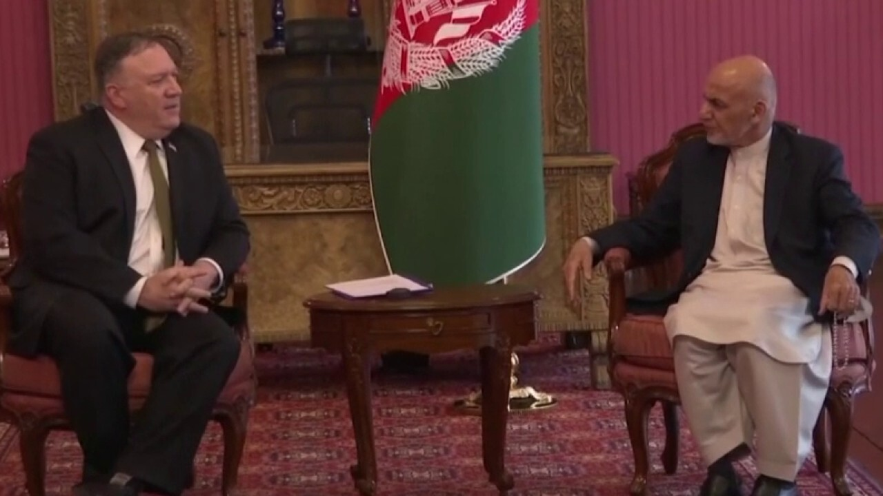US cuts funding to Afghanistan after Pompeo trip