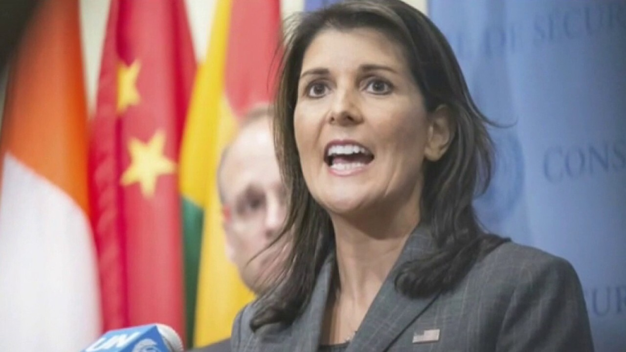 Potential 2024 candidate Haley warns of socialism going 'mainstream'