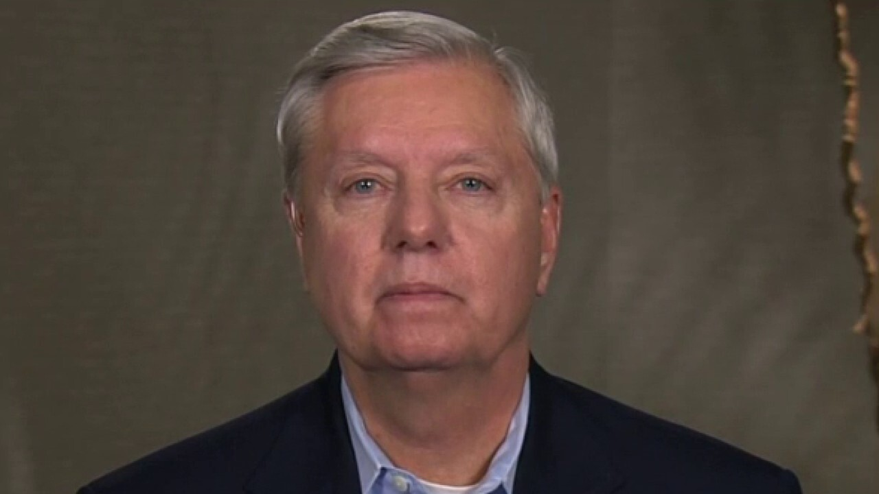Graham: Mitch McConnell was 'indispensable' to Trump's success