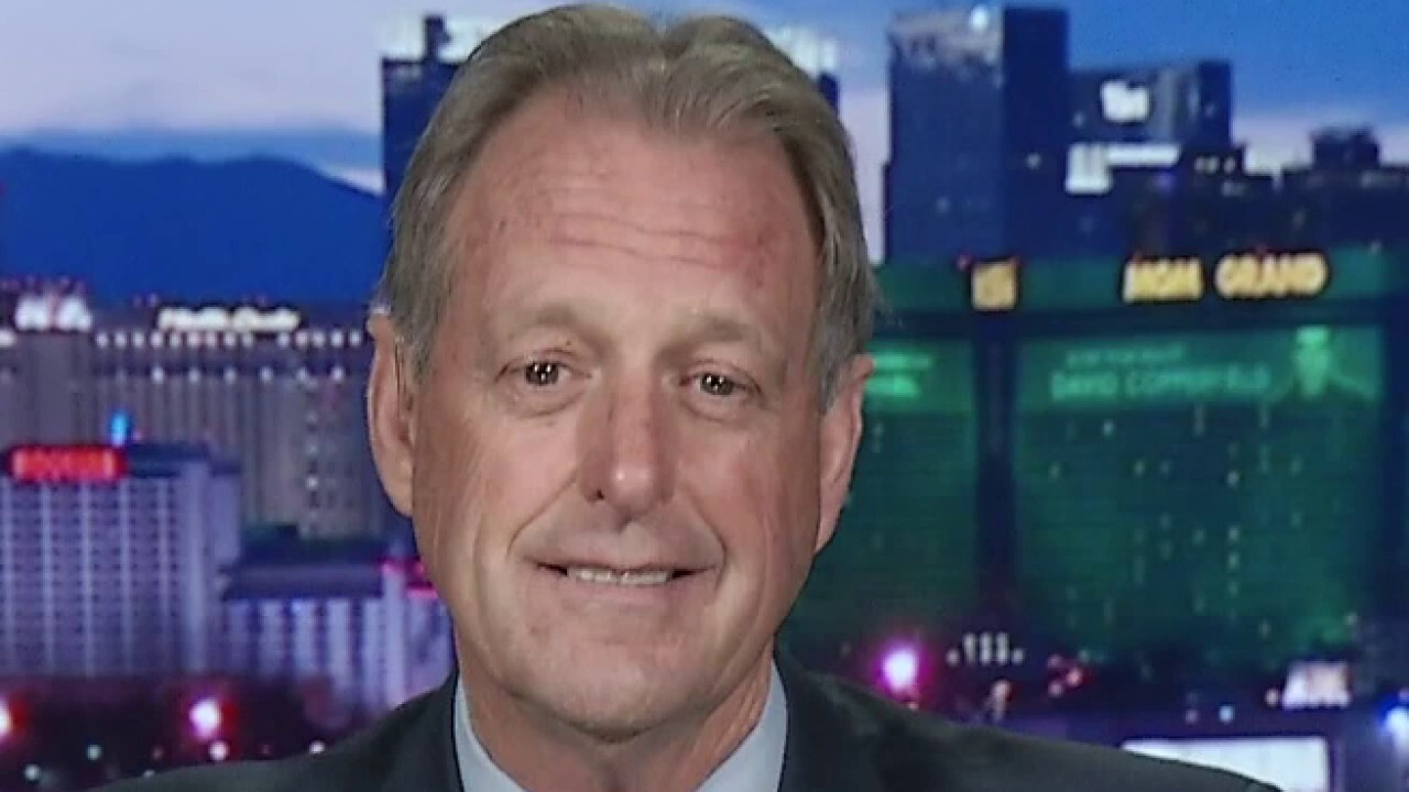 North Las Vegas mayor leaves Dems to join GOP