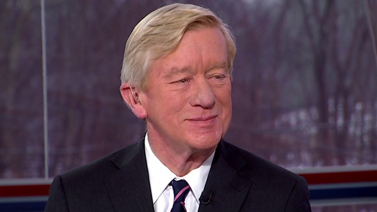Republican Bill Weld explains why he is running against President Trump
