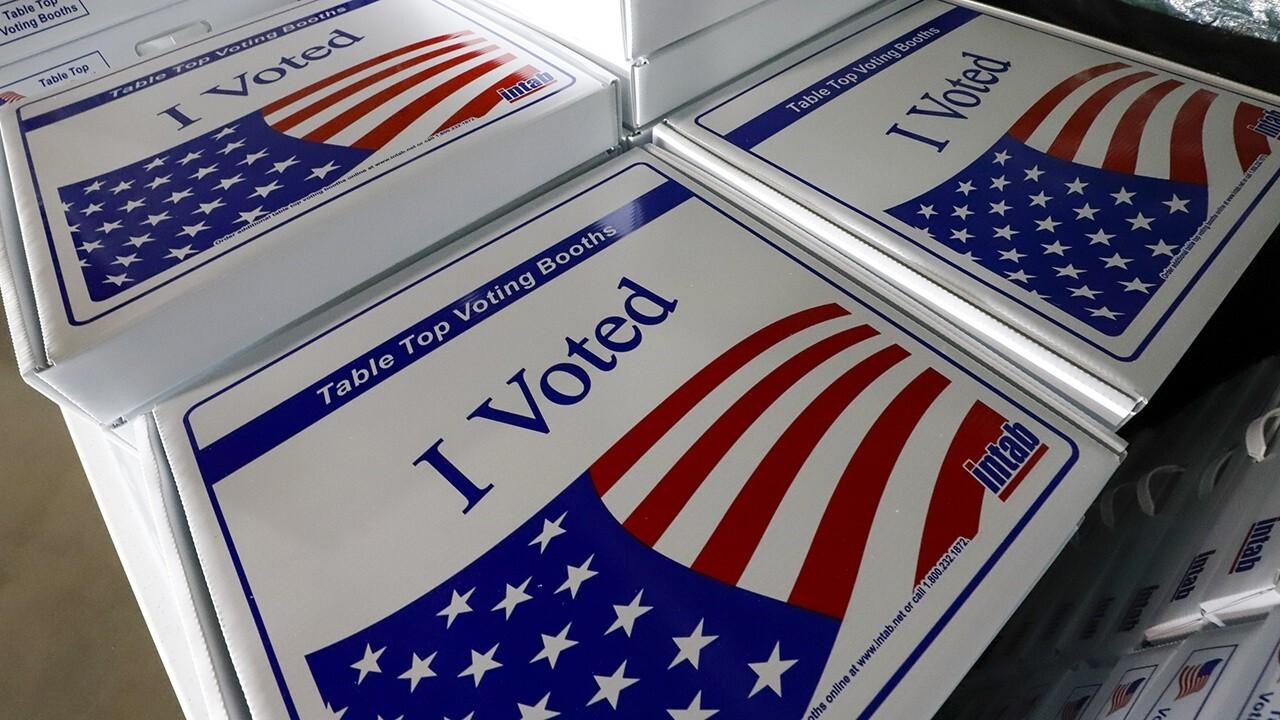 Washington, DC and nine states hold primaries amid George Floyd unrest