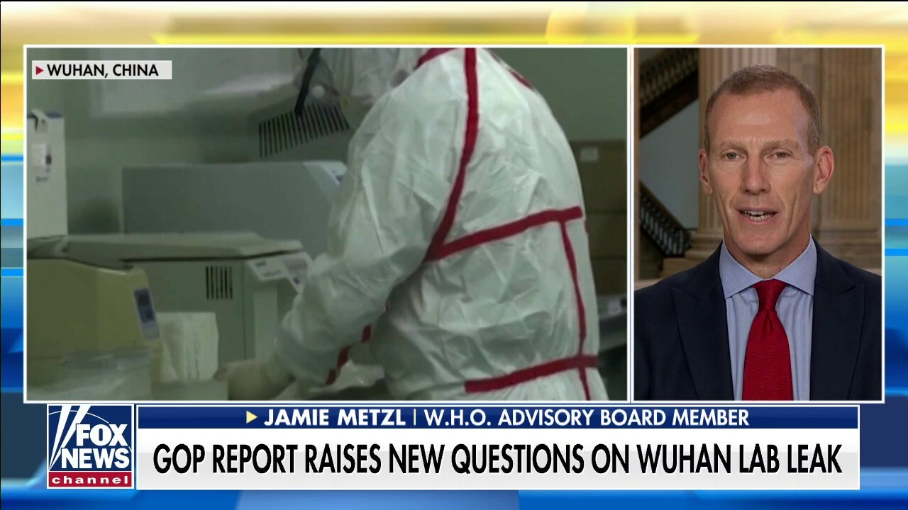 GOP report raises new questions on Wuhan lab leak