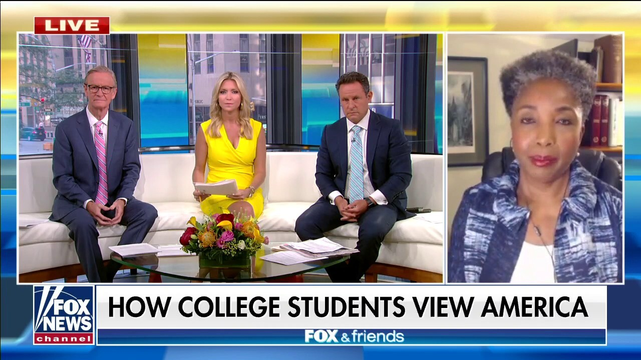 Dr. Carol Swain rips college administrators and faculty: 'They are steeped in critical race theory and anti-Americanism'