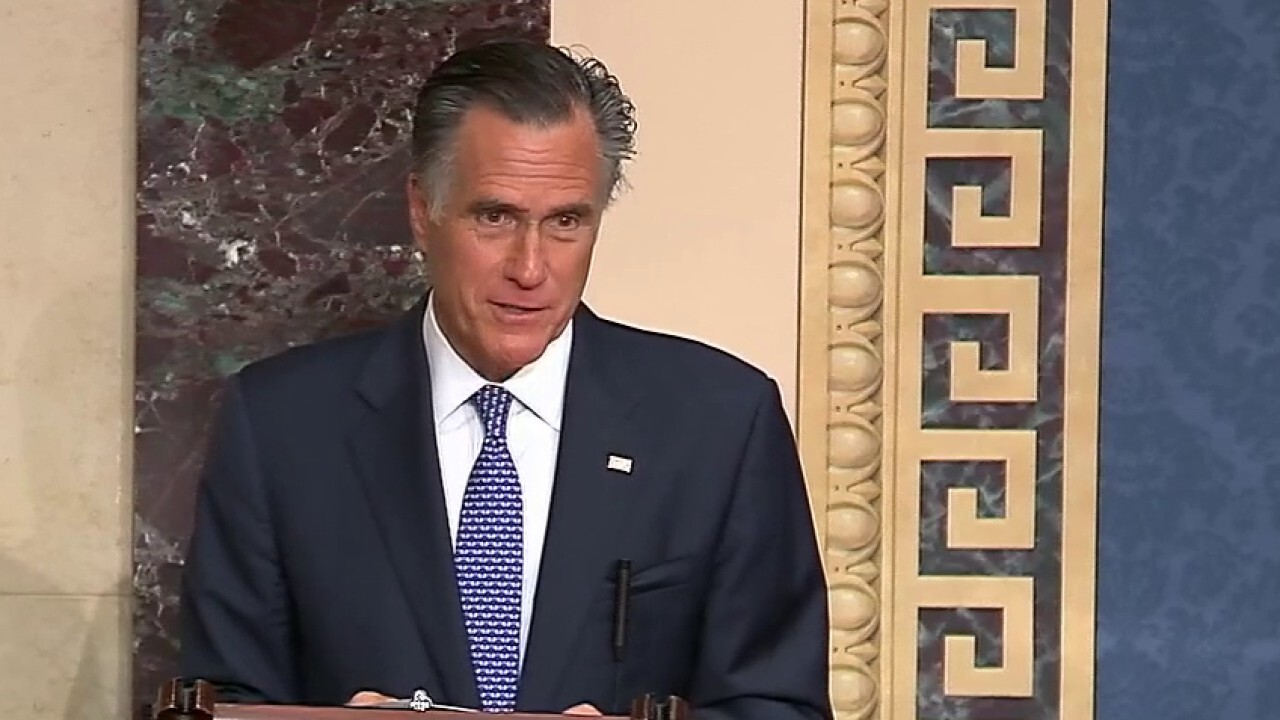 Sen. Mitt Romney: Allegations made in the articles of impeachment are very serious