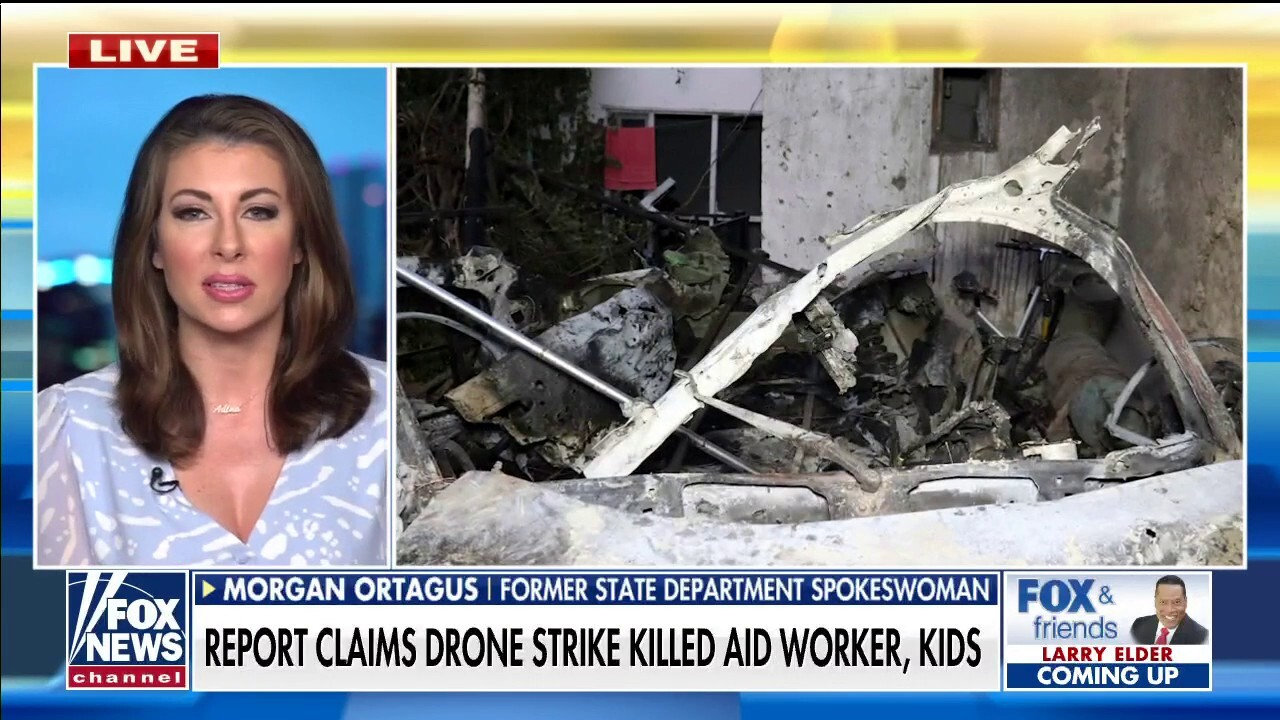 Morgan Ortagus blasts State Department over Afghanistan exit: 'Planning catastrophe'