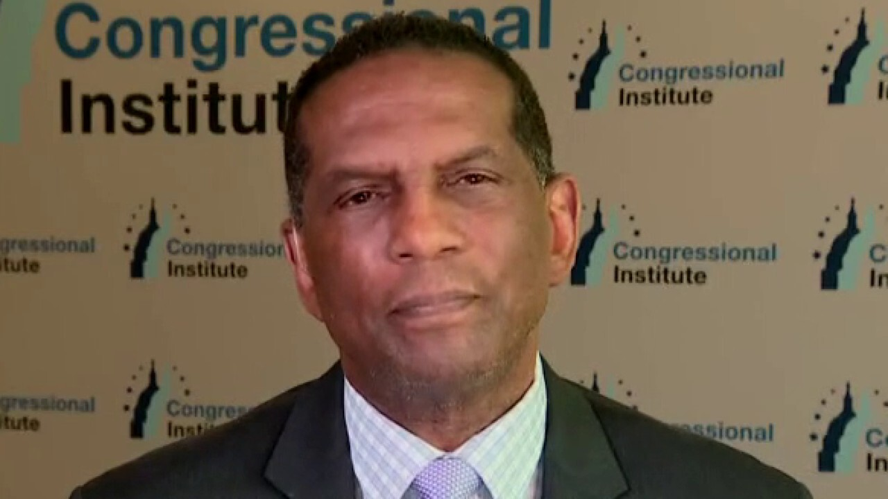 We're fighting a 'hard socialist, Marxist' left: Burgess Owens