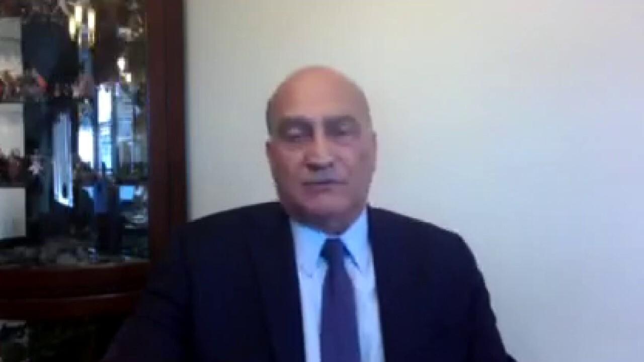 Walid Phares: Israel 'is very concerned' over penetration of jihadists