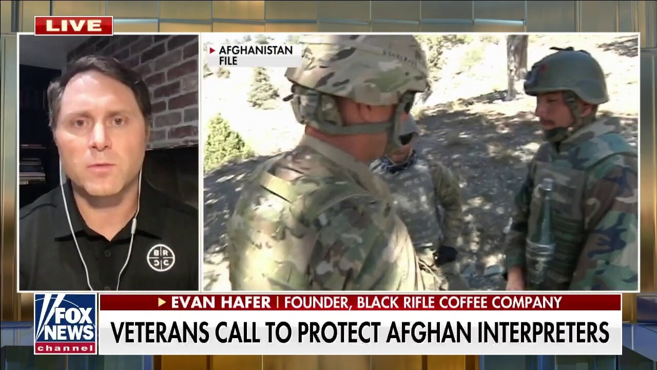 Former Green Beret on veterans' calls to protect Afghan interpreters