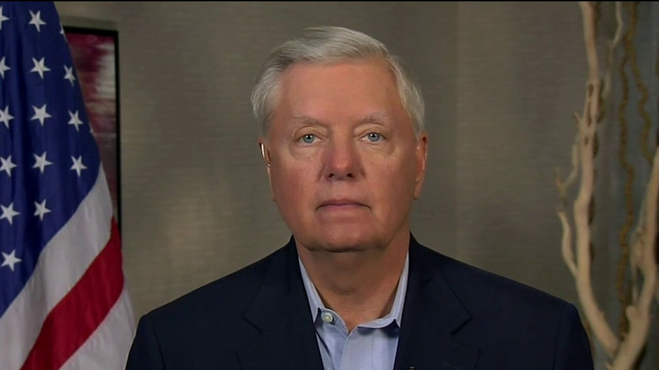 Lindsey Graham: Iran 'on the path' to holding world hostage