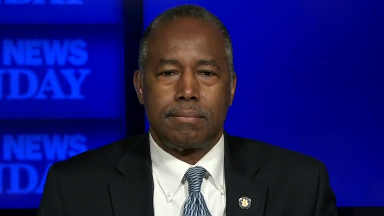 Secretary Ben Carson on Trump administration efforts to reduce racial inequality