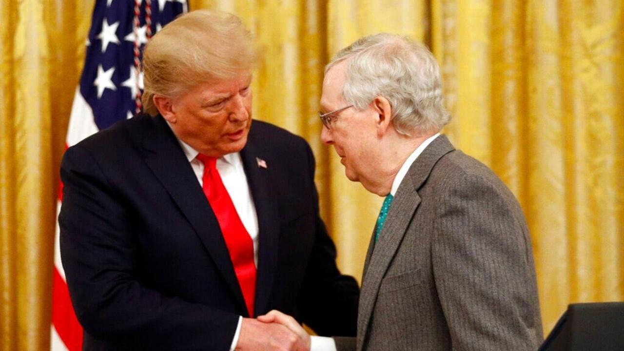 Senate confirms Trump's 200th judge, fills all appeals court vacancies