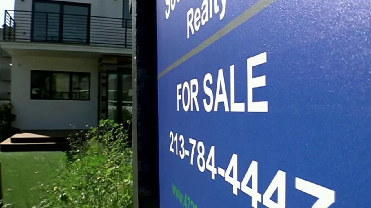 Home sales decline due to coronavirus
