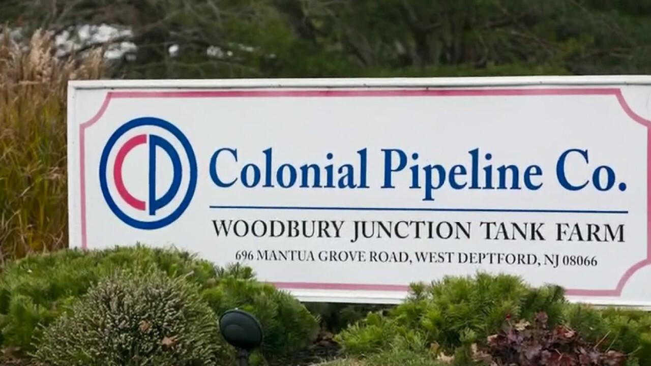 Congresswoman Nancy Mace weighs in on pipeline cyberattack